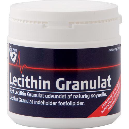 Billede af Biosym Lecithin Granulat (200 gr)