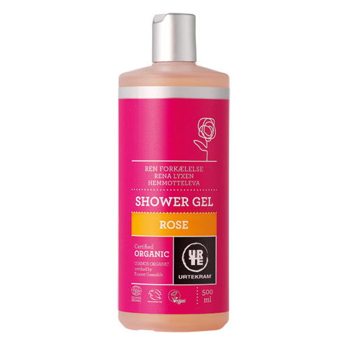 Image of   Showergel Rose (500 ml)