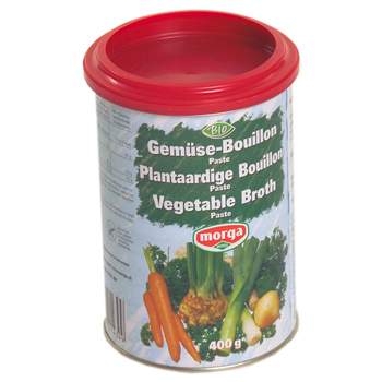 Morga grøntsagsbouillon (400 g)
