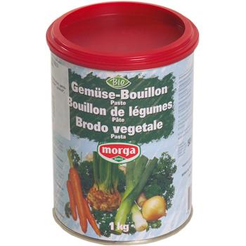 Morga grøntsagsbouillon (1 kg)