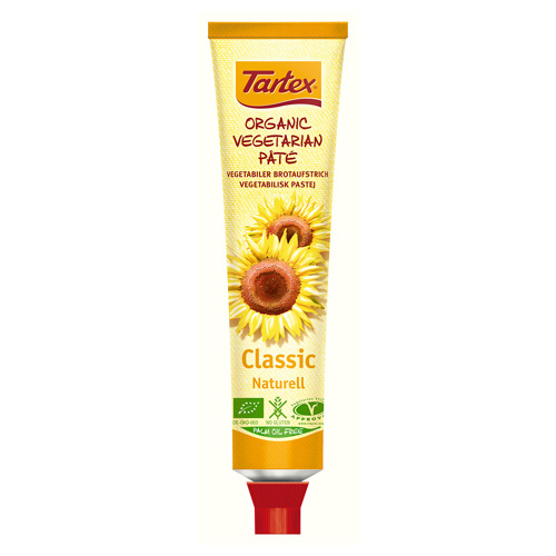 Tartex Paté natural tube Ø (200 g)