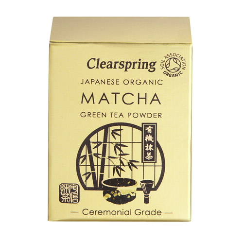 Image of   Matcha grøn te pulver Ø (ceremonial grade) (30 g)
