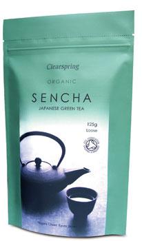 Image of   Sencha grøn te Ø (125 g)