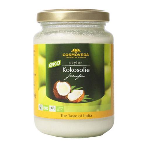 Image of   Jomfru kokosolie Ø (350 ml)