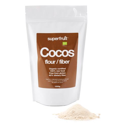 Kokosmel,fiberØSuperfruit (500g)
