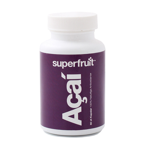 Image of   AcaikapslerSuperfruit (60kap)