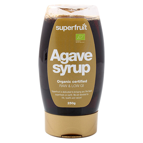 Superfruits Raw Agavesirup