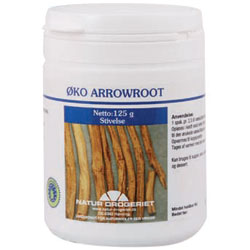 Image of   Arrowroot Pulver (125g)