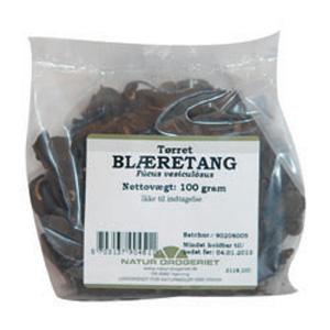 Image of   Natur Drogeriet Blæretang - 100 gr.