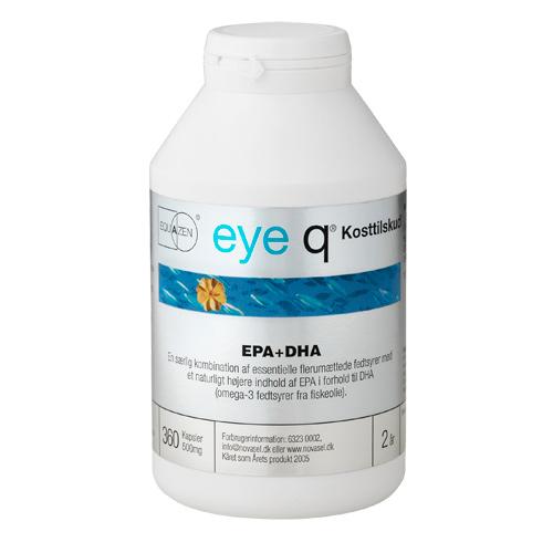Image of   Eye Q (360 kap)
