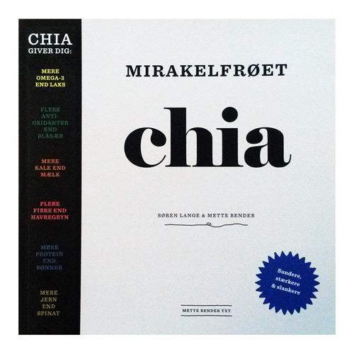 Image of Mirakelfrøet chia - Opskriftbog