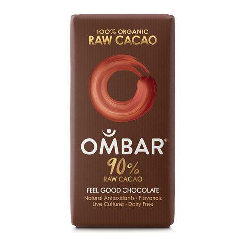 Billede af 90% chokolade Ø Ombar