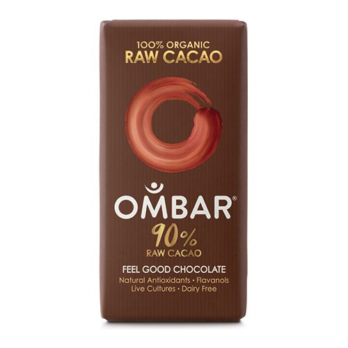Image of   90% chokolade Ø Ombar