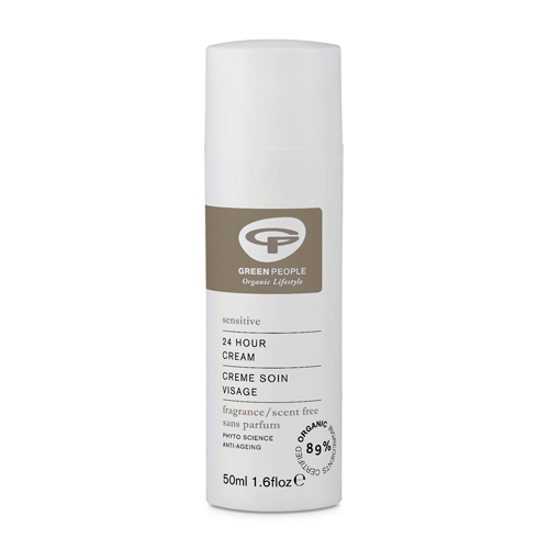 Image of   24 hour cream No Scent u.duft Greenpeople (50 ml)