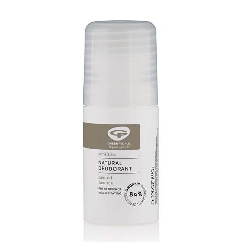Billede af Deodorant No Scent u.duft Greenpeople (75 ml)