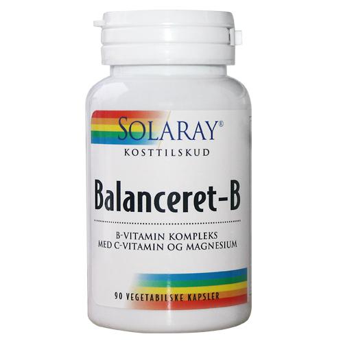 Image of   Balanceret-B (90kap)