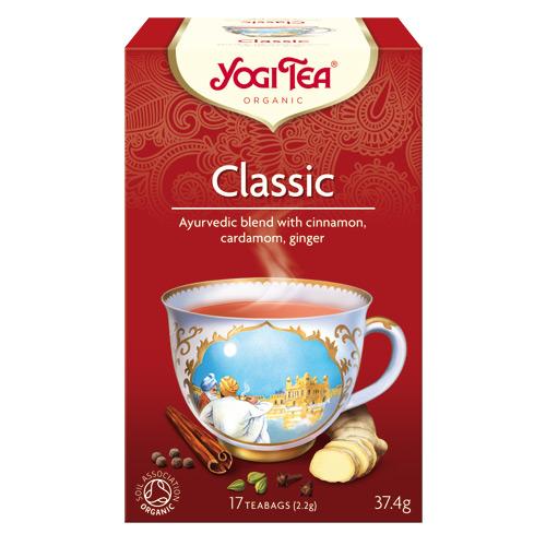 Image of   Yogi Tea Classic Ø (17 br)