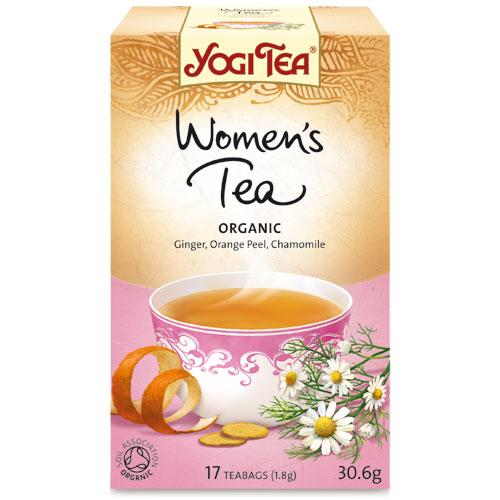 Image of   Yogi Tea Womens Ø (17 br)
