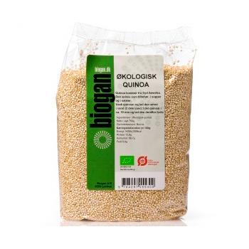 Billede af Biogan Quinoa Økologisk (500g)