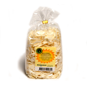 Image of   Boigan Rå Kokoschips (200g)