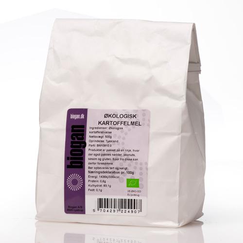 Image of   Biogan Kartoffelmel Ø (500 gr)
