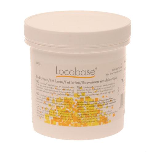 Locobase fedtcreme (350 g)