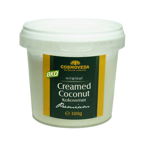 Image of Cosmoveda Creamed Coconut (300g)