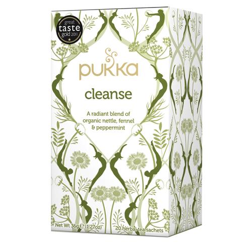 Image of   Pukka Cleanse Te Ø (20 breve)