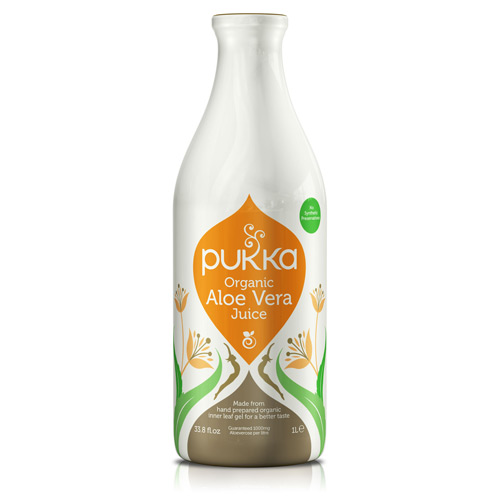 Image of   Aloe vera juice Ø Pukka (1 l)