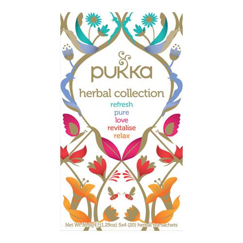 Billede af Herbal collection te Ø sampak (20br)
