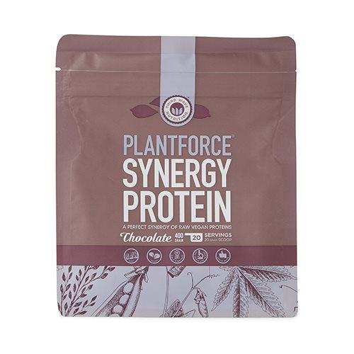 PlantforceProtein chokolade Synergy