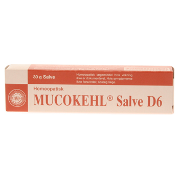 Image of   Mucokehl salve (30 g)