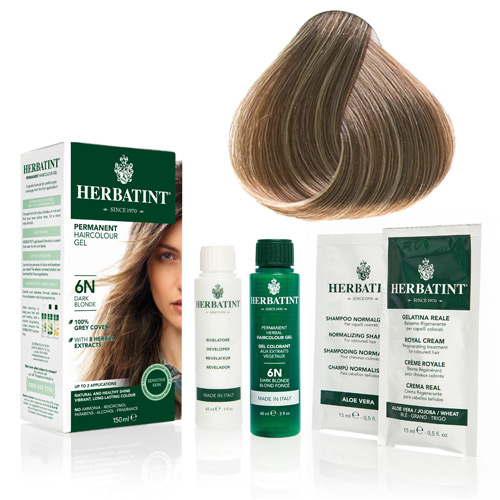 Image of   Herbatint 7N hårfarve Blonde (150 ml)