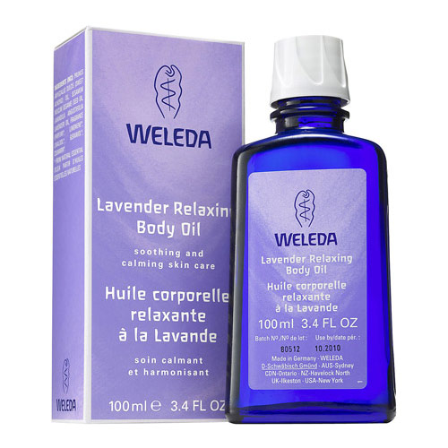 Image of   BodyOilRelaxingLavender (100ml)