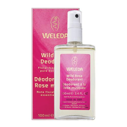 Image of Deodorant Wild Rose Weleda (100 ml)