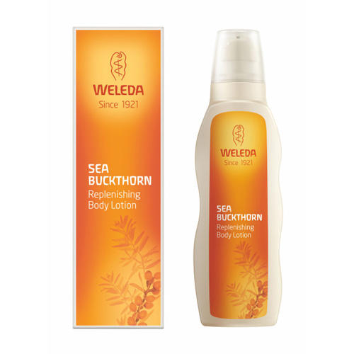 Image of   Body Lotion Replenishing Sea Buckthorn Weleda (200 ml)