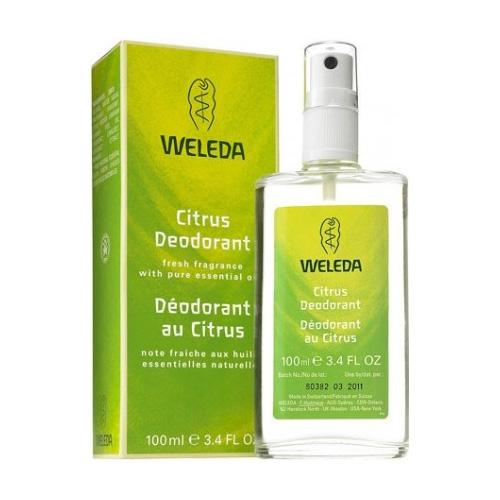 DeodorantCitrusWeleda (100ml)