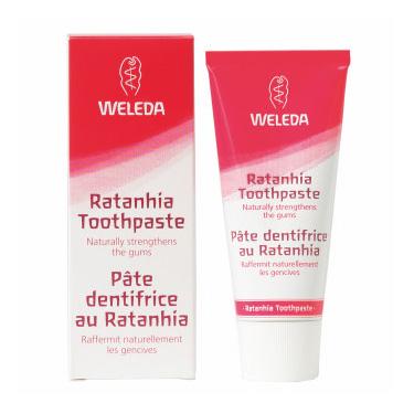Rathania Toothpaste Weleda (75 ml)