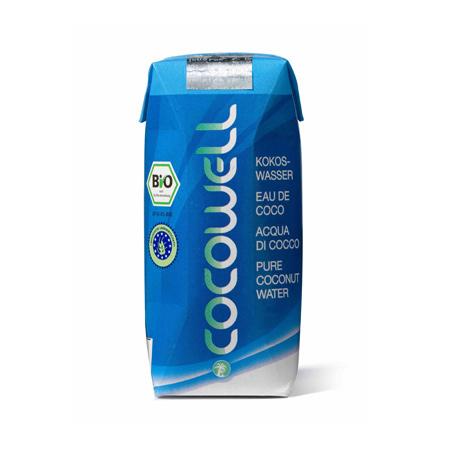 Image of Cocowell Kokosvand (330ml)