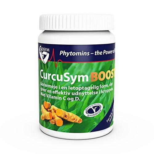 Billede af Biosym CurcuSym Boost (60 kaps)