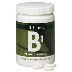 Image of   B1 31 mg (90 tab)