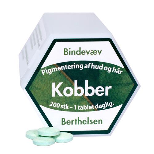 Image of   Kobber2mgBerthelsen (200tab)