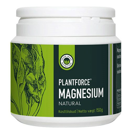 Image of Magnesium neutral Plantforce (150 g)