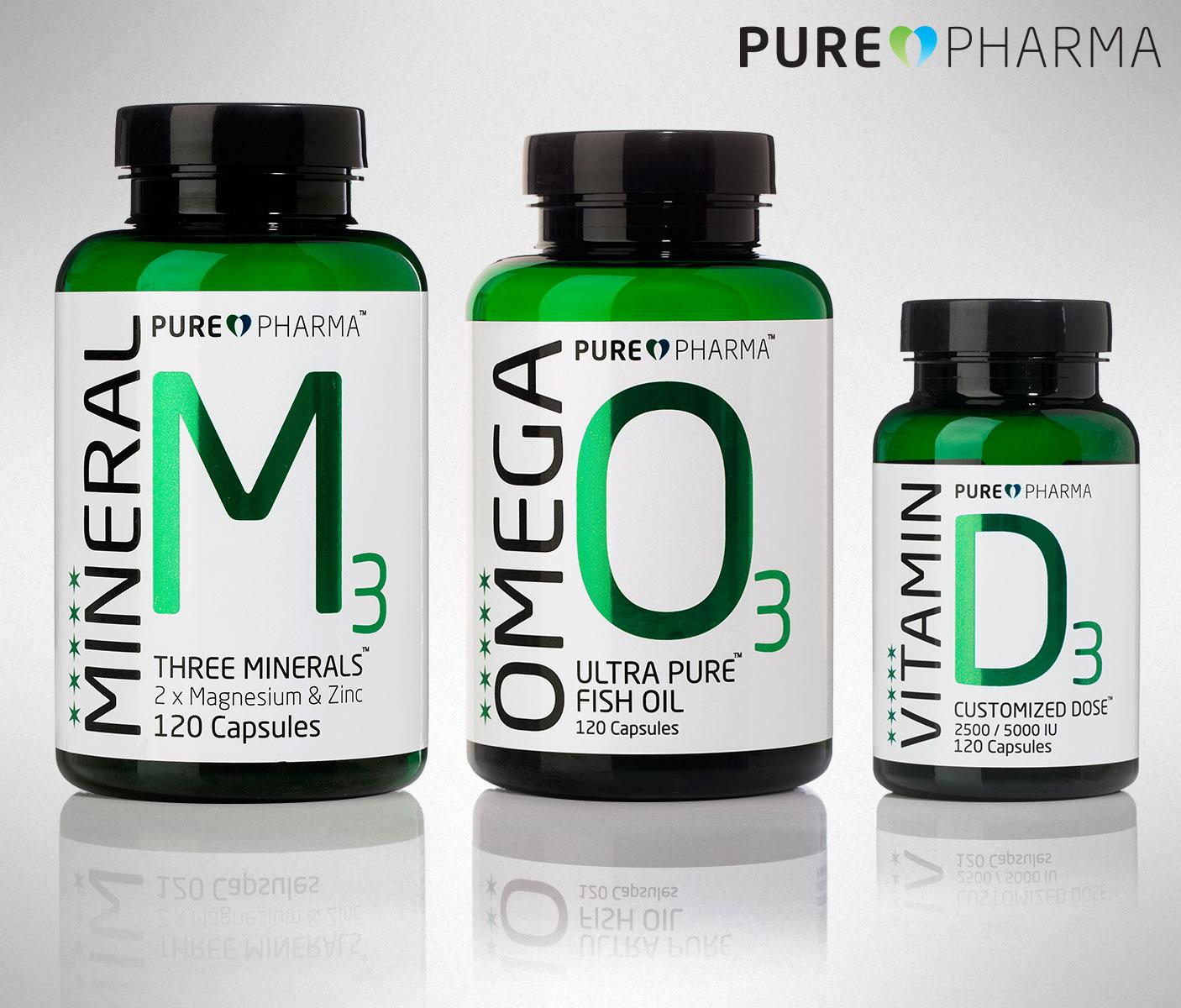 PurePharma Kit (03, M3 og D3)