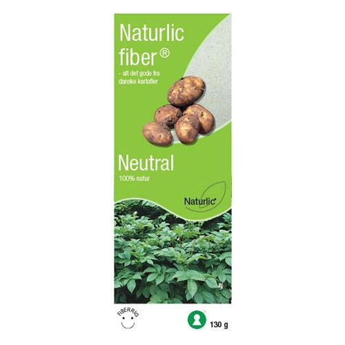 Image of   Naturlic Fiber 100 % Neutral (130g)