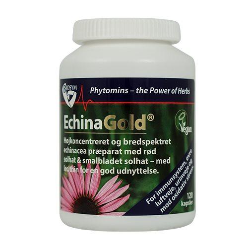 Image of   Biosym EchinaGold (120 kap)