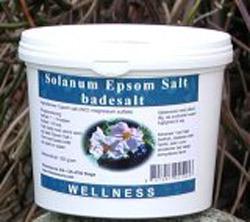 Billede af Epsom Salt Solanum (500 g)