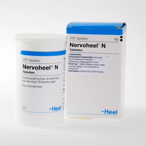 Nervoheel (250 tab)