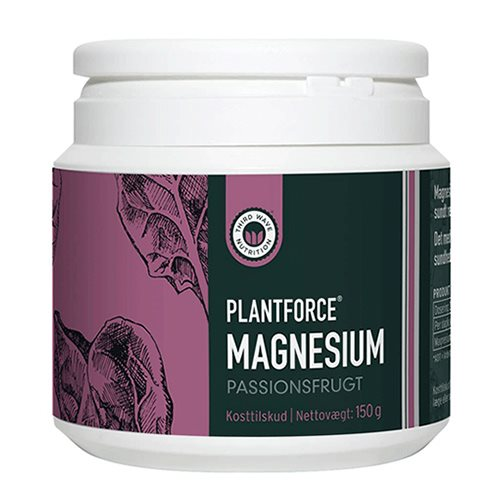 Image of   Magnesium passionsfrugt Plantforce (150 g)