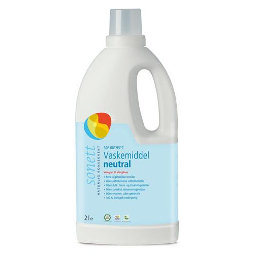 Rengørings- og vaskemidler